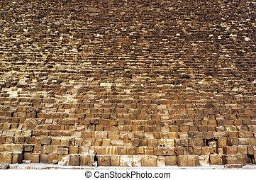 piramide, de, giza, egito