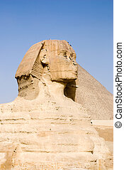 piramide, esfinge