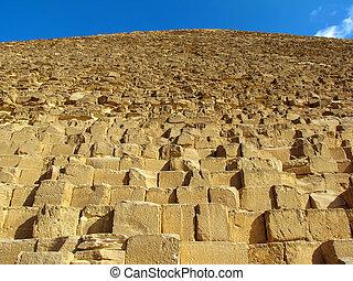 piramide, giza, (egypt)