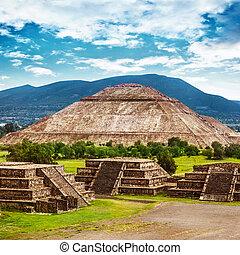 piramis, mexikó