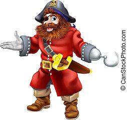 pirat, abbildung