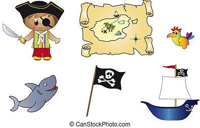 pirata icons