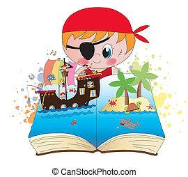 pirate book