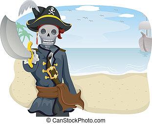 Pirate Challenge