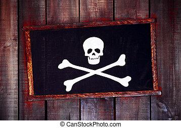 Pirate Frame