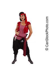 pirate, girl