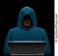 pirate informatique, informatique, fonctionnement