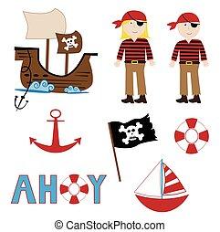 Pirate Items