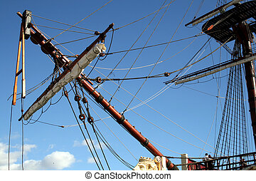 Pirate Ship 2 - Spanish Pirate Ship 1