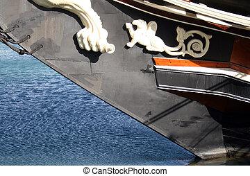 Pirate ship 5 - Spanish pirate ship