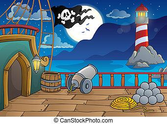 Pirate ship deck topic 8