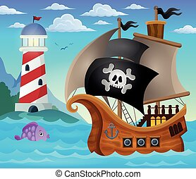 Pirate ship topic image 4