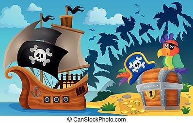 Pirate ship topic image 6