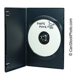 piratería, vídeo