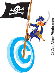 piraterie, copyright