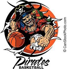 pirates basketball