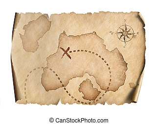 pirates, carte