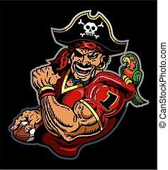pirates football