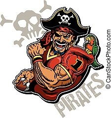 pirates football