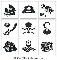 Pirates Icon collection