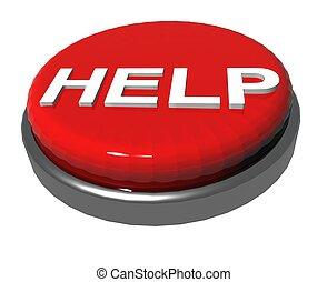 piros gombolódik, segítség