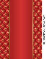 piros háttér