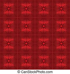 piros háttér, vektor, elvont