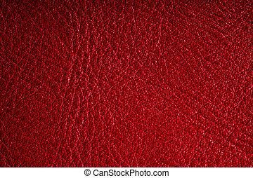 piros, textured, megkorbácsol, grunge, háttér, closeup