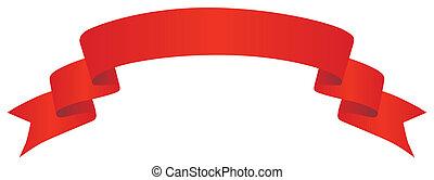 piros, transzparens