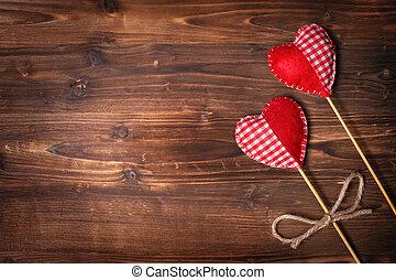 piros, valentines nap