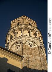 Pisa, historic building