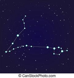 piscis, constelación
