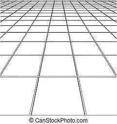 piso de azulejo