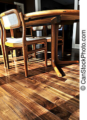 piso madera dura