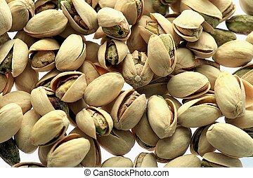 Pistachio. Nuts