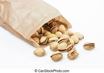 pistachios in package
