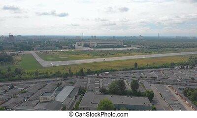 piste, aérodrome