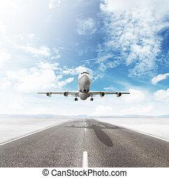 piste avion