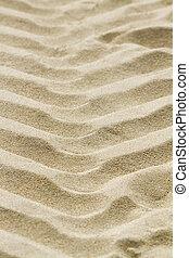 piste, sable plage, marquages, pneu