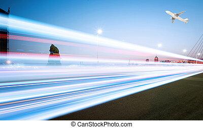 pistes lumière