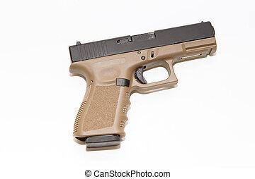 Pistol 2 tone