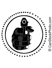 Pistol and sniper scope