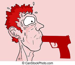Pistol fear