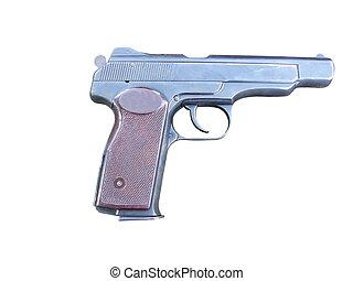Pistol Tula Tokarev (TT) - Service pistol Tula Tokarev (TT)...