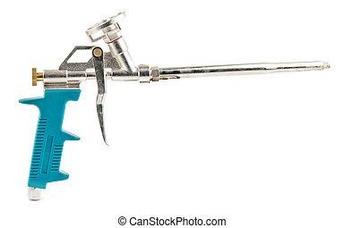 pistola, polyurethane