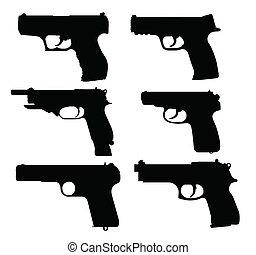 pistoler