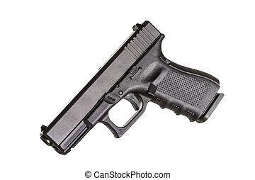 pistolet, compact