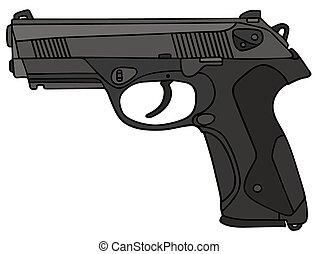 pistolet ręczny