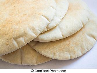 pita - flat pita bread