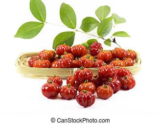 Pitangas - Brazilian cherry aka Brazilian red berry....